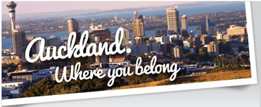 Auckland Where You Belong